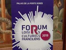 Rendez-vous au Forum des Loisirs Culturels Franciliens