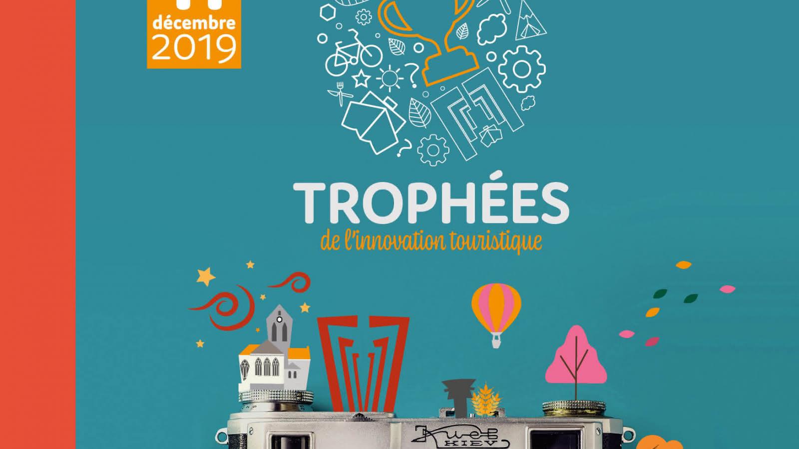 Invitation Les trophées de l'Innovation touristique