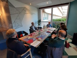 Rencontre avec le Club Hôtelier de Cergy-Pontoise