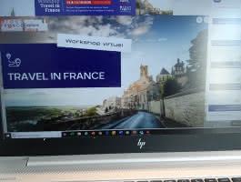 Val d'Oise Tourisme en action sur le marché belge