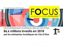 Les investissements touristiques dans le Val d'Oise