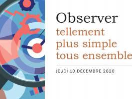 Retour sur le webinaire 'Observer, tellement plus simple tous ensemble'