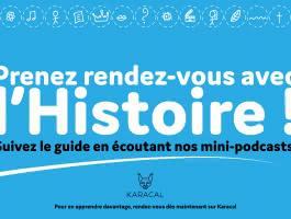 Les Podcasts de Val d'Oise Tourisme