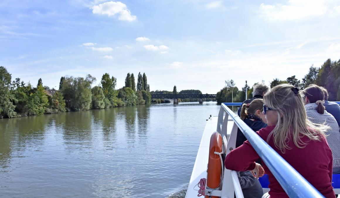 Développement de la filière « boat and bike » sur la Vallée de l'Oise