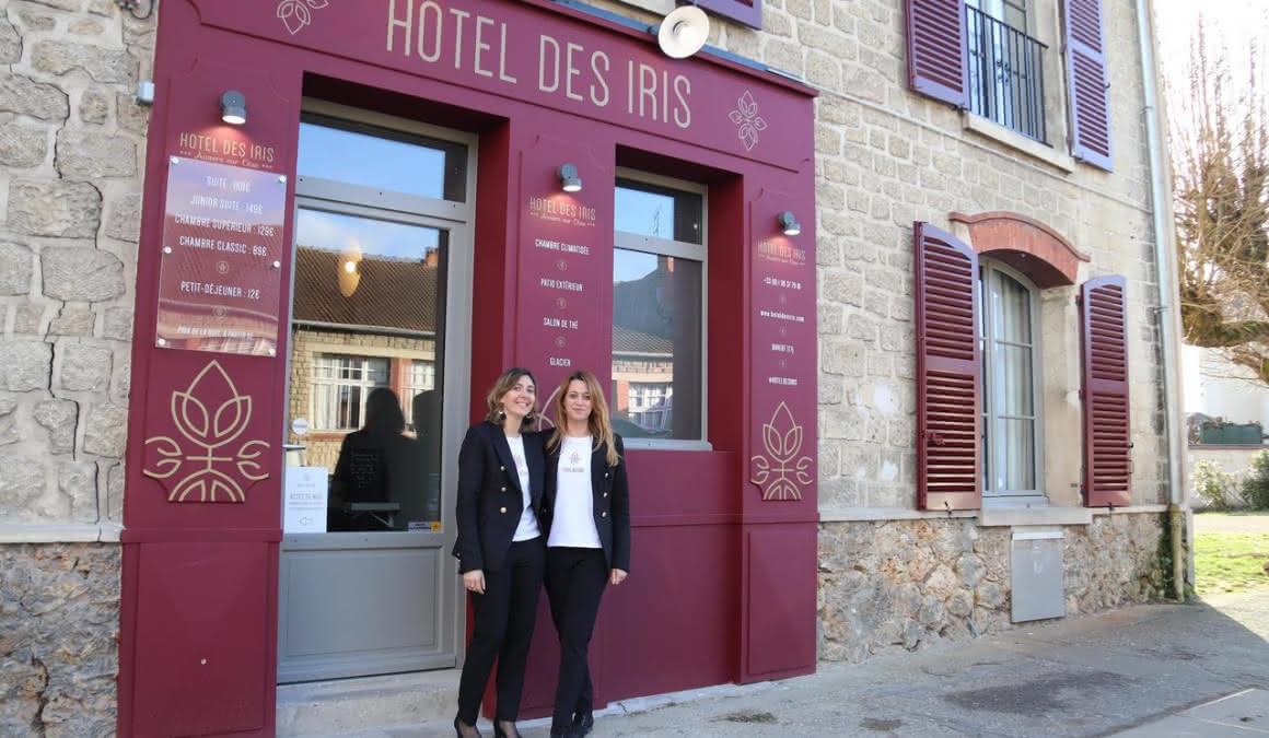 Interview de Sabrina Signori, co-directrice de l'Hôtel des Iris