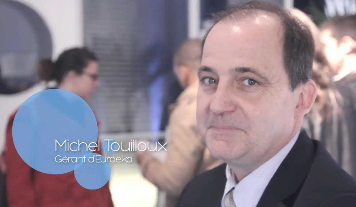 Interview de Michel TOUILLOUX, gérant Euroeka Marketing Conseil