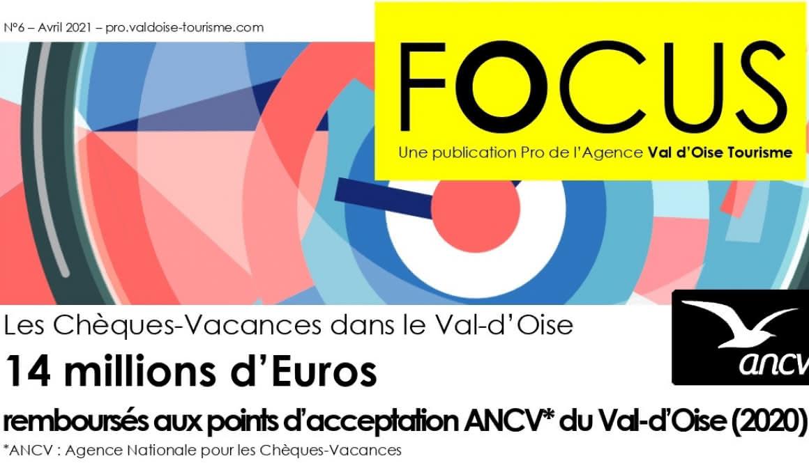 L'impact des Chèques Vacances dans l'économie touristique du Val d'Oise