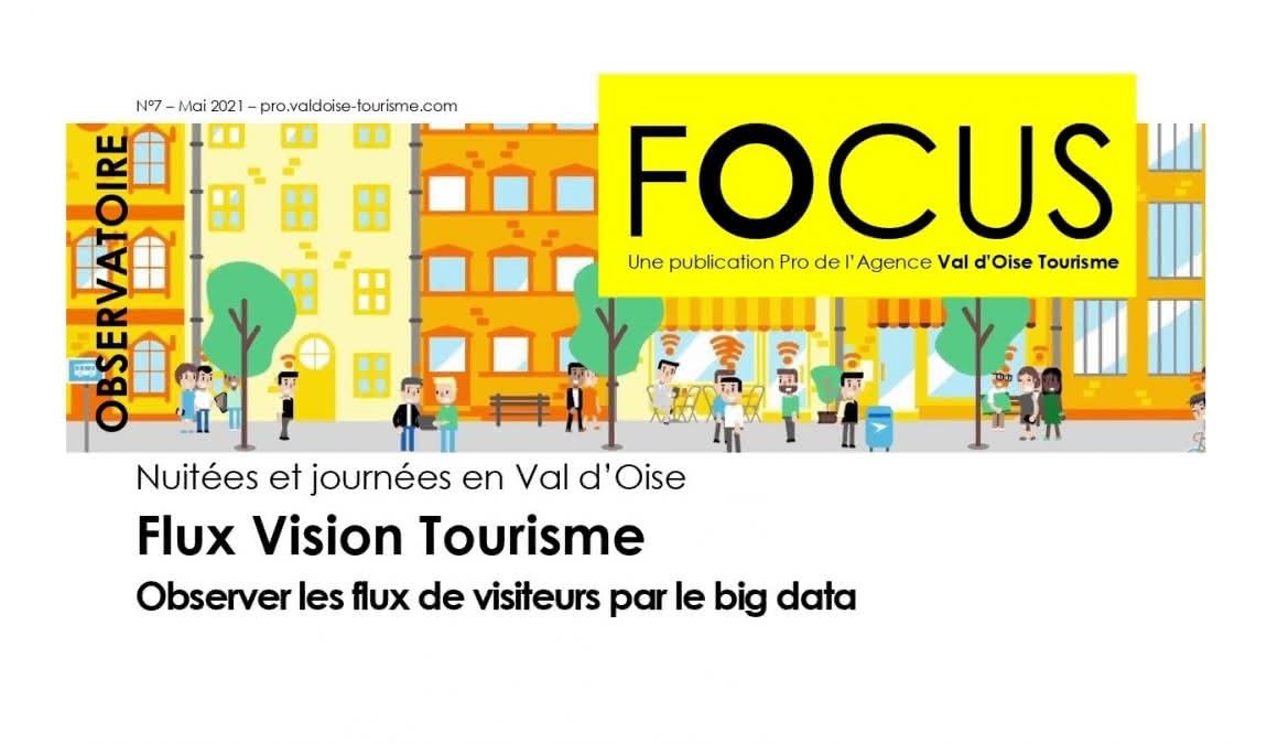 Flux Vision Tourisme, observer les flux de visiteurs par le big data