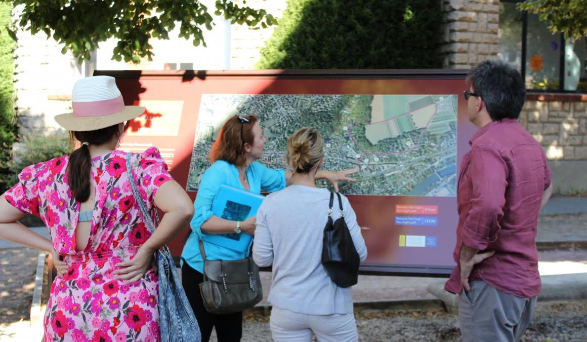Retrouvez nos guides cet été en Val d'Oise !