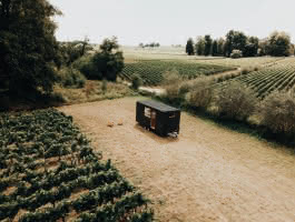 Val d'Oise Tourisme se mobilise pour accompagner Parcel, Tiny house eco-responsable